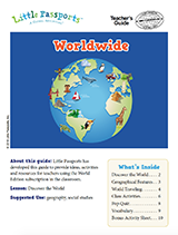 Explore the world with worksheets and geography activities for kids grades 1-4