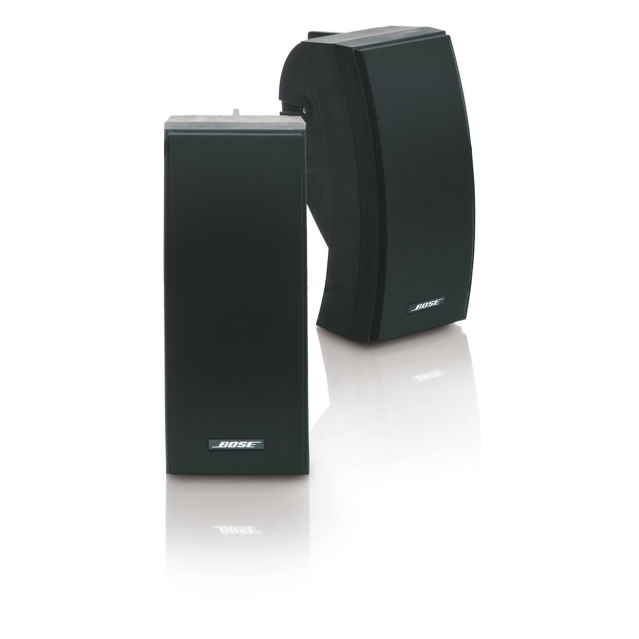 Bose boekenplank speaker 251 Environmental speaker - (including brackets) zwart