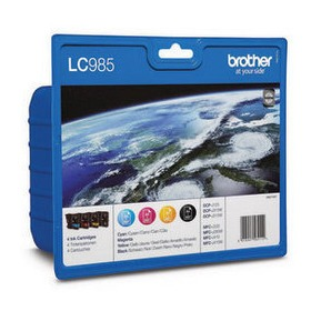 Brother inkt LC 985VALBP