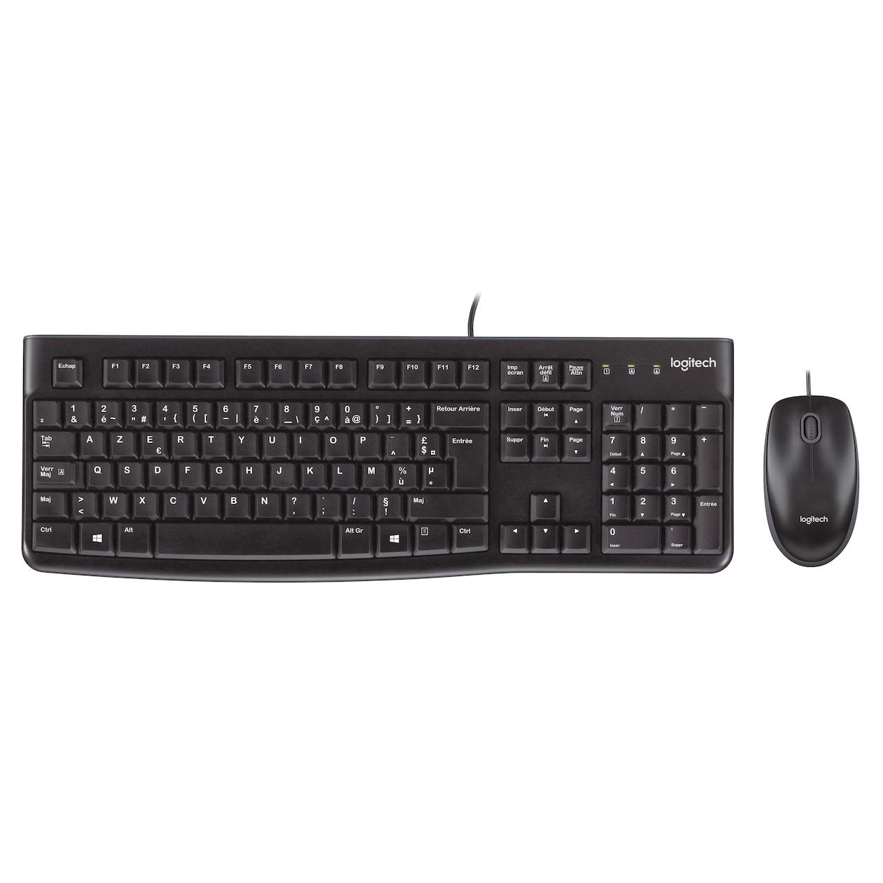 Logitech toetsenbord MK120DESKTOP