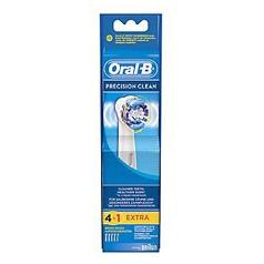Oral B Opzetborstels Eb20 4+1 Precision Clean 5stuks