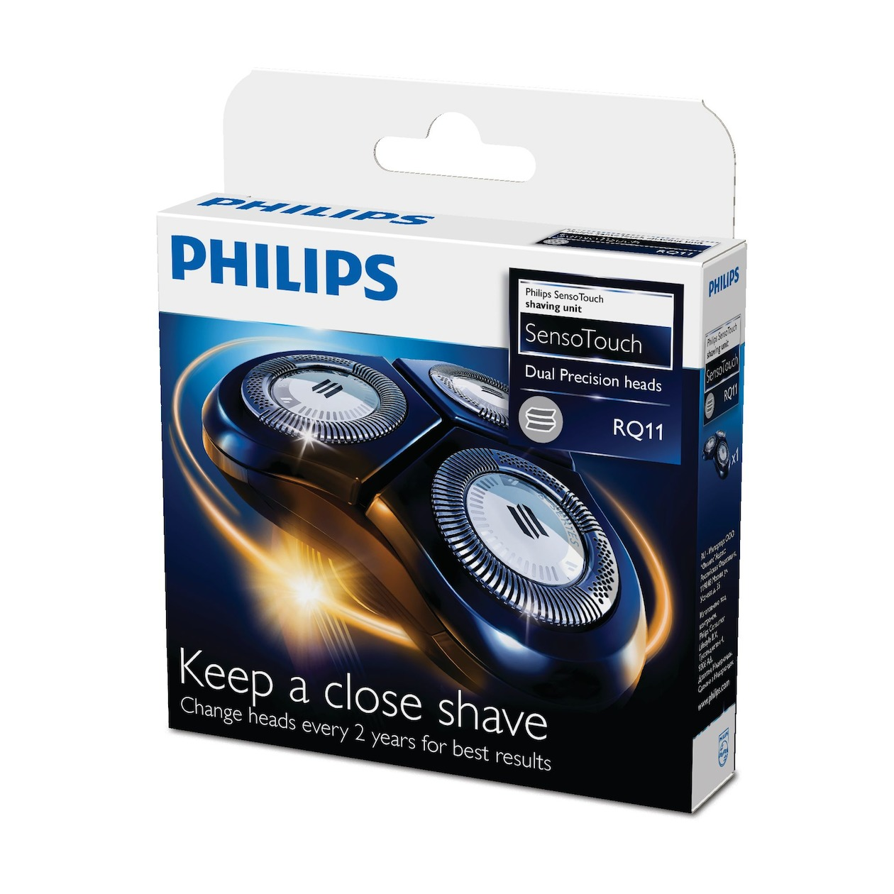 philips SensoTouch 2D scheerhoofden RQ11