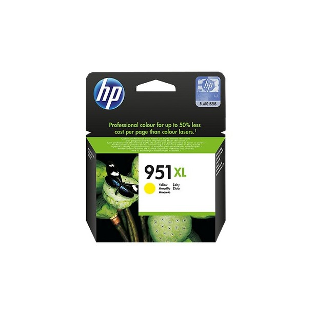 HP inkt 951XLYELLOW