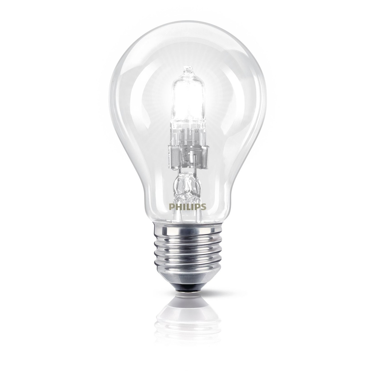 Philips halogeenlamp E27 42W 630Lm classic