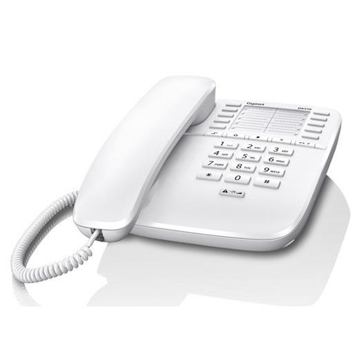 Gigaset dect telefoon DA510 wit