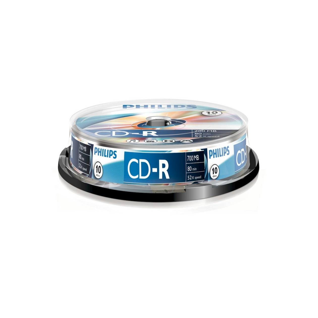 philips CD-R CR7D5NB10