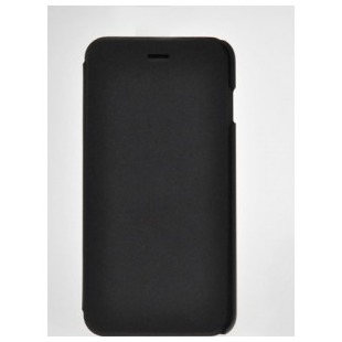 Azuri AZURI BOOKLET ULTRA THIN ZWART VOOR APPLE IPHONE 6 4.7 (AZBOOKUTIPH6-BLK)