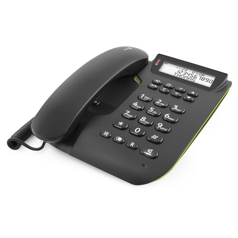 Doro dect telefoon Comfort 3000 zwart