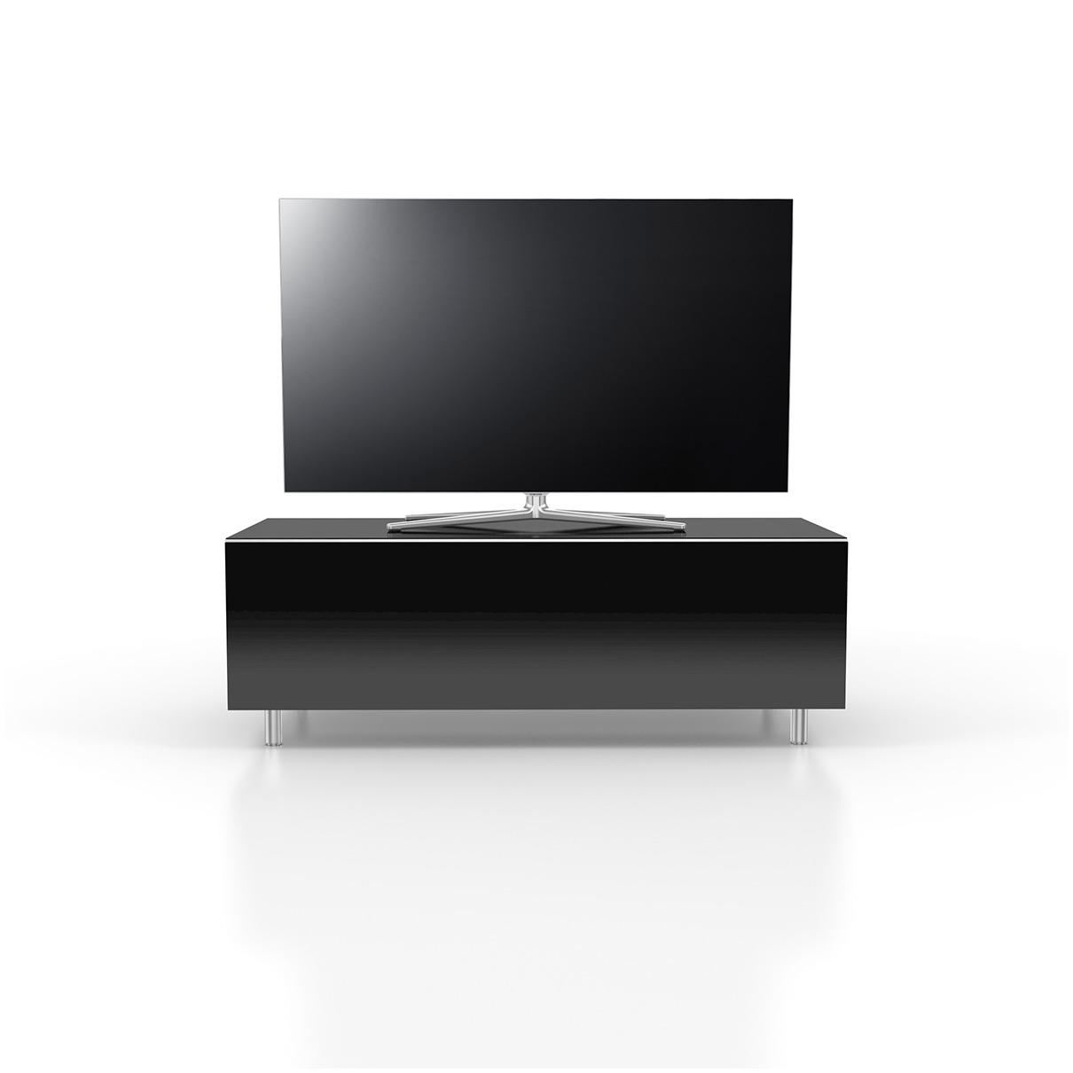 Afbeelding van Just Racks tv meubel JRL1100S-BG zwart