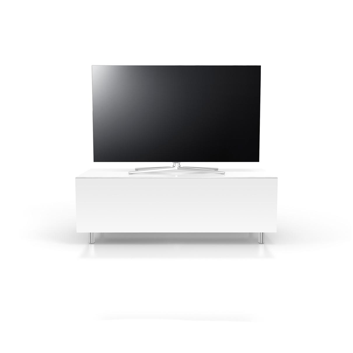 Afbeelding van Just Racks tv meubel JRL1100S-SNG wit