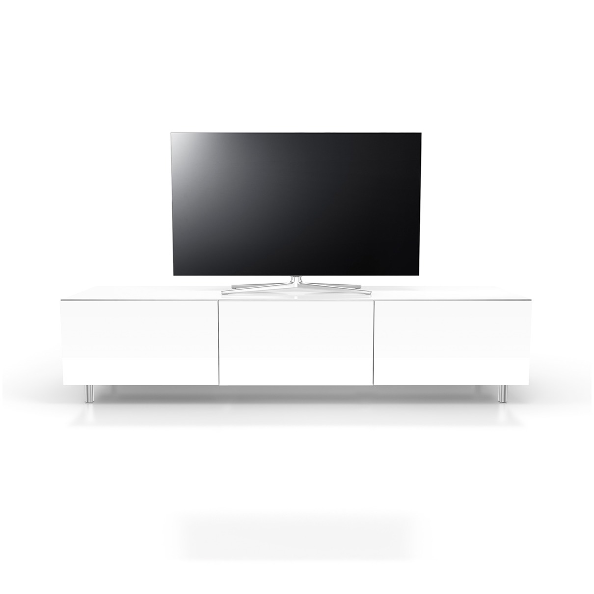 Afbeelding van Just Racks tv meubel JRL1650S-SNG wit