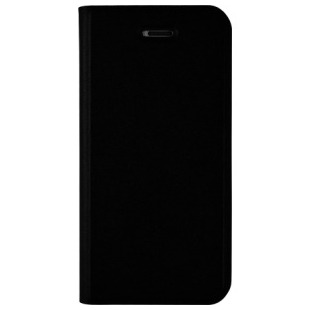 Azuri AZURI BOOKLET ULTRA THIN ZWART VOOR APPLE IPHONE 5-5S (AZBOOKUT2IPH5-BLK)
