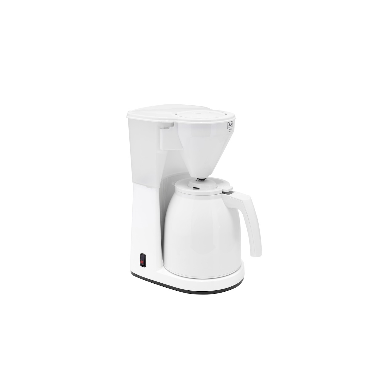 Melitta koffiefilter apparaat EasyTherm wit