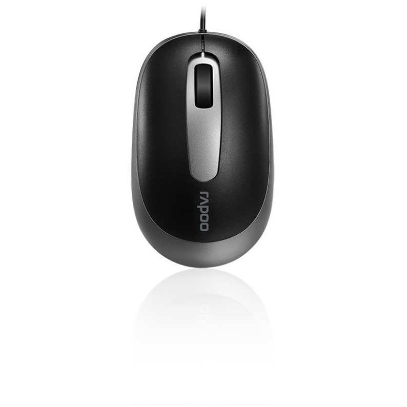 Rapoo muis N3200 zwart