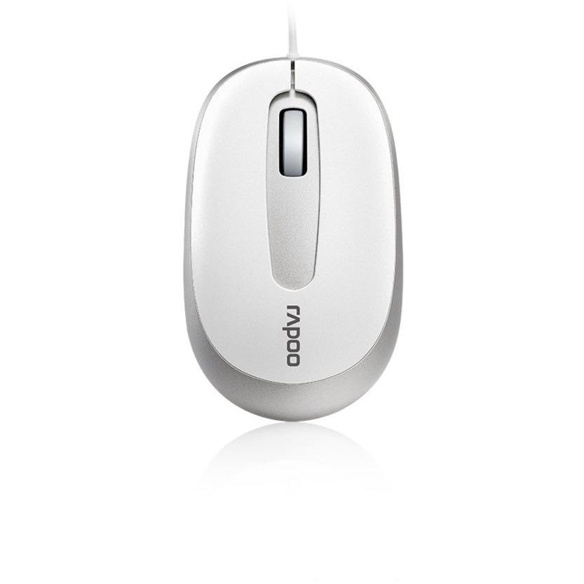 Rapoo muis N3200 wit