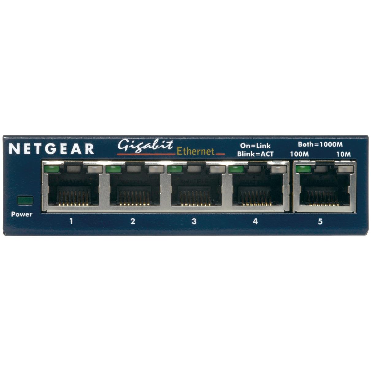 Netgear switch Prosafe GS105