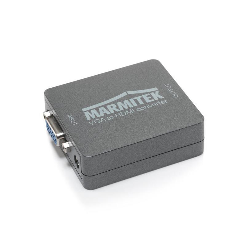 Marmitek AV Converter [1x VGA bus 1x HDMI-bus]