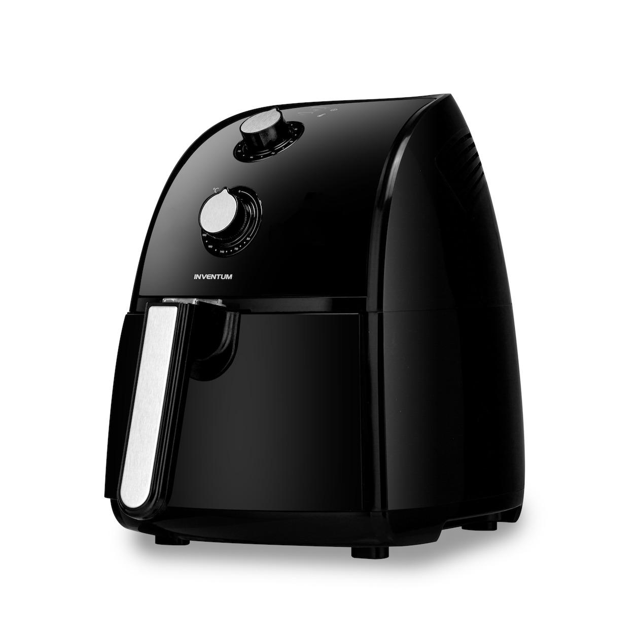 Inventum airfryer GF250HL rvs/zwart