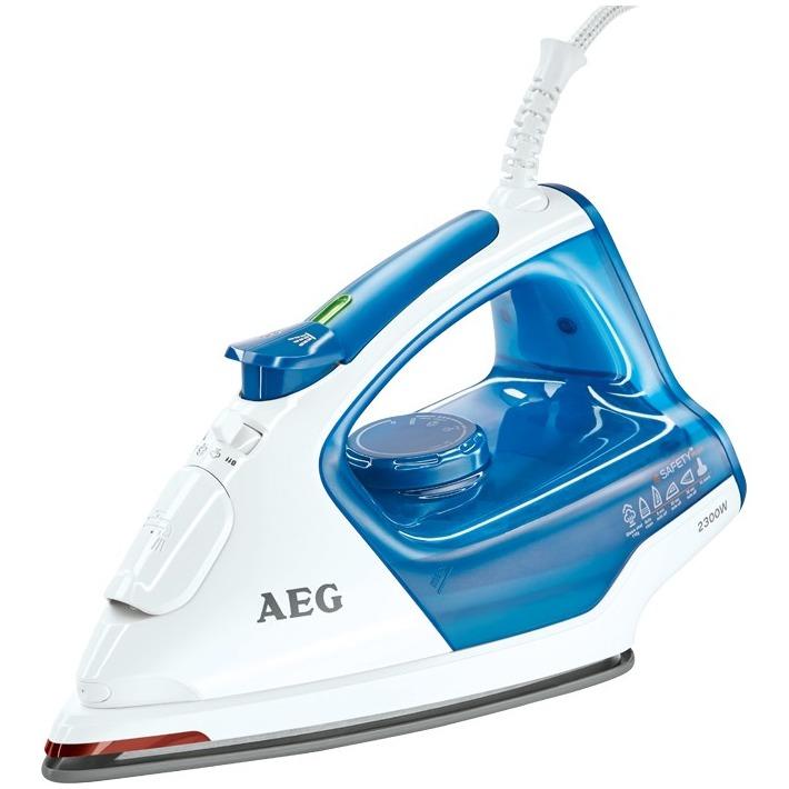 AEG stoomstrijkijzer DB5220 blauw