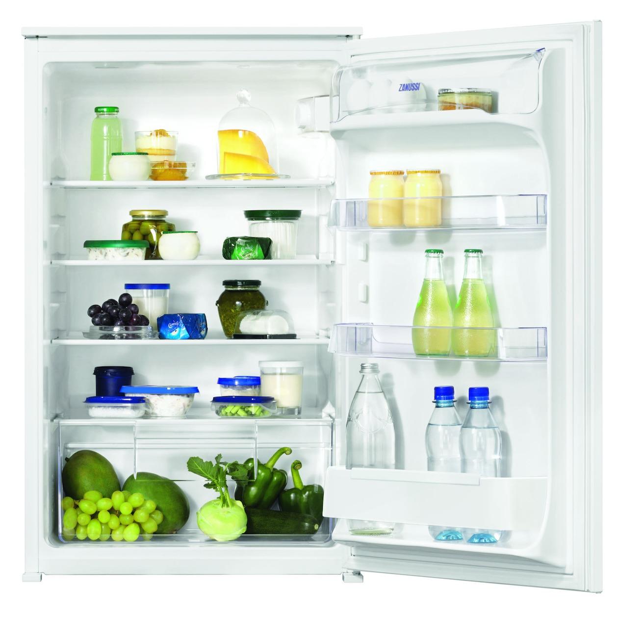 Zanussi inbouw koelkast ZBA15041SV