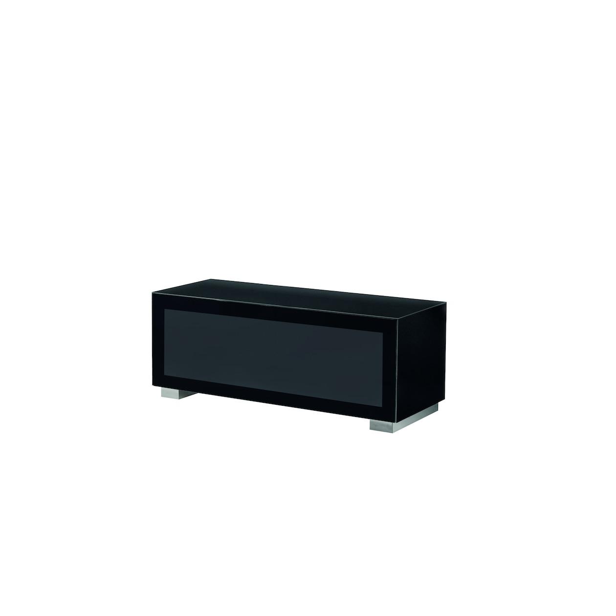 Afbeelding van Aldenkamp tv meubel MG125 NE NE zwart