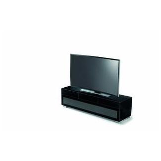 Afbeelding van Aldenkamp tv meubel MG175 NE NE zwart