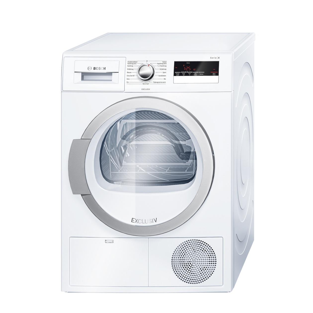 Dagaanbieding - Bosch-warmtepompdroger-WTH85281NL dagelijkse koopjes
