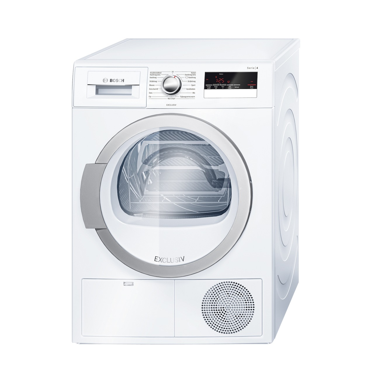Bosch warmtepompdroger WTH85281NL
