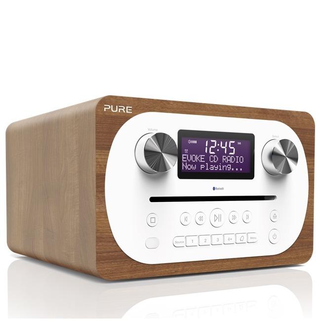 Pure dab radio Evoke C-D4