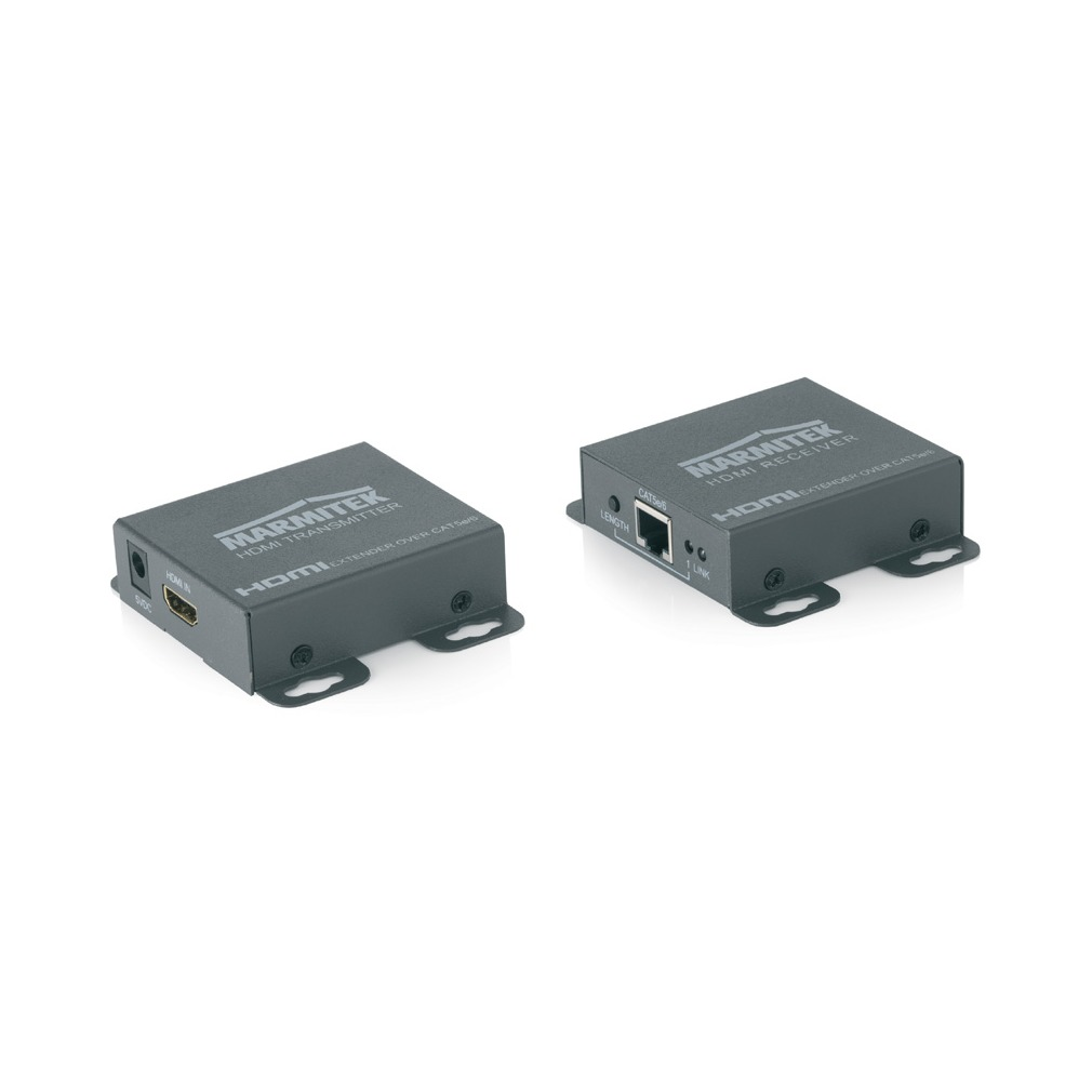 Marmitek HDMI Extender (verlenging) via netwerkkabel RJ45 40 m 1920 x 1080 pix