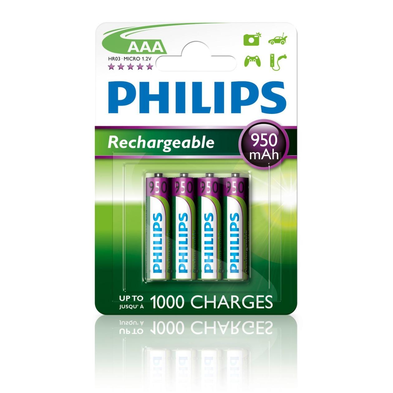 Philips batterij R03B4A95/10