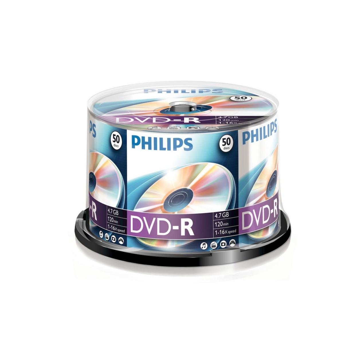philips DVD-R DM4S6B50F