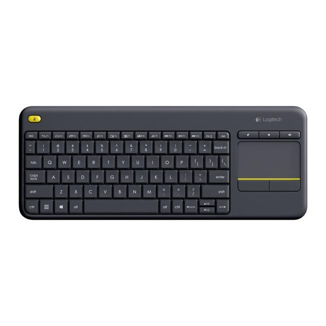 Logitech toetsenbord K400 Plus DARK US Int