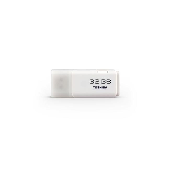 Toshiba usb-sticks TransMemory U202 32GB wit