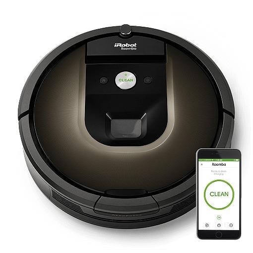 Irobot robot stofzuiger Roomba 980