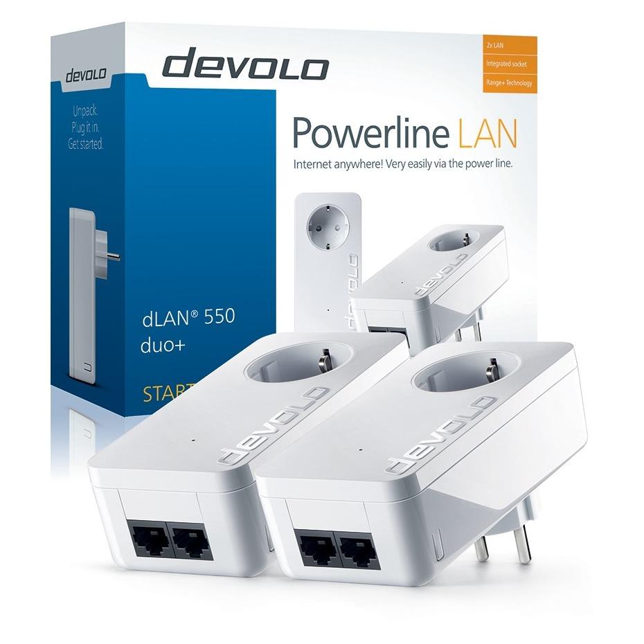 Devolo dLAN 550 duo+ Starter Kit