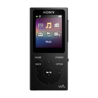 Sony mp3 speler NW-E394 zwart
