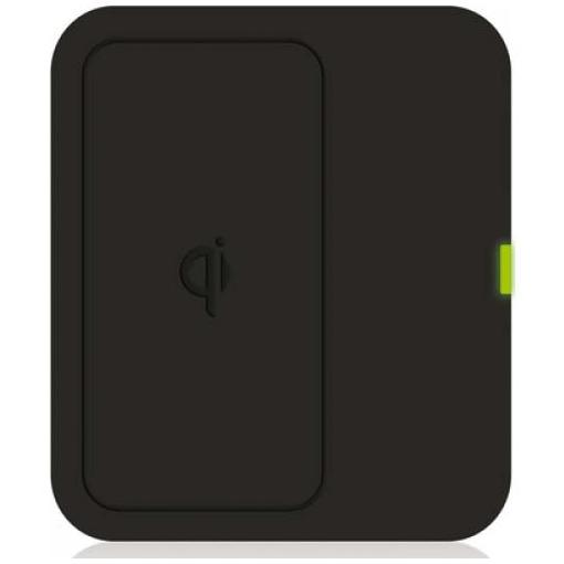 Zens Qi Draadloze Oplader voor mobiele telefoons zwart