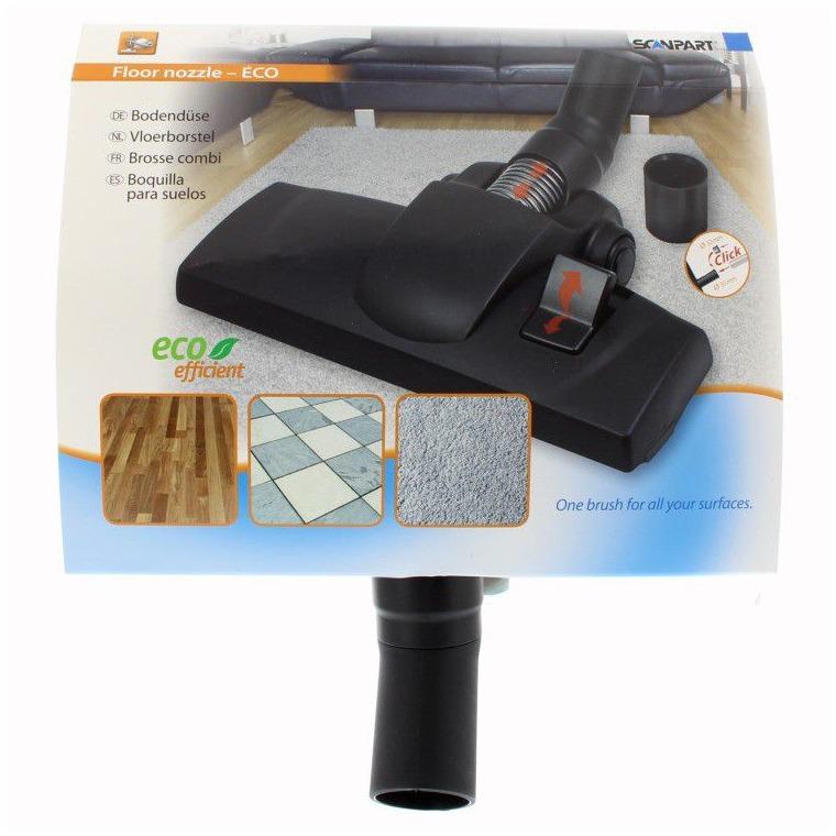Scanpart borstel combimond ECO 32+35mm