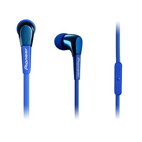 Pioneer in-ear oordopjes SE-CL722T-L blauw