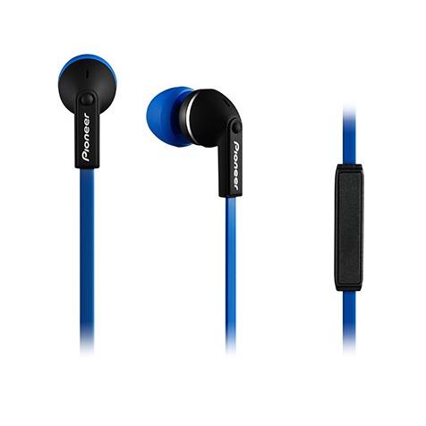 Pioneer in-ear oordopjes SE-CL712T-L blauw