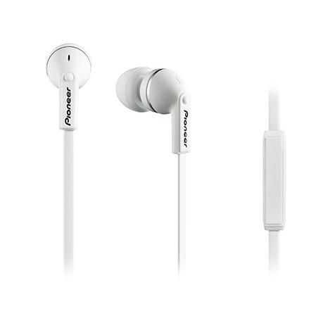 Pioneer in-ear oordopjes SE-CL712T-W wit