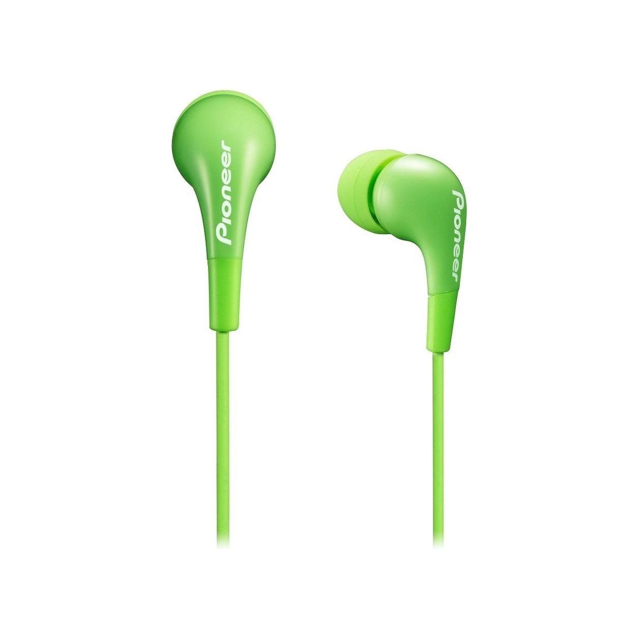 Pioneer in-ear oordopjes SE-CL502-G groen