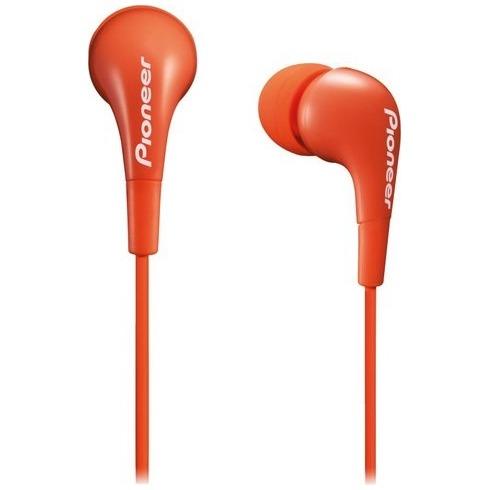 Pioneer in-ear oordopjes SE-CL502-M oranje
