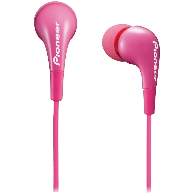 Pioneer in-ear oordopjes SE-CL502-P roze
