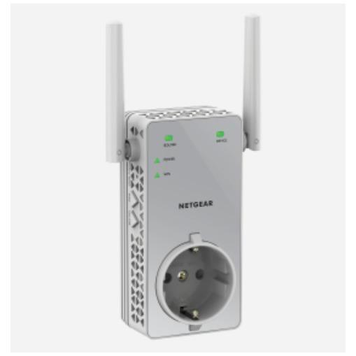 Netgear wifi repeater EX3800 100PES