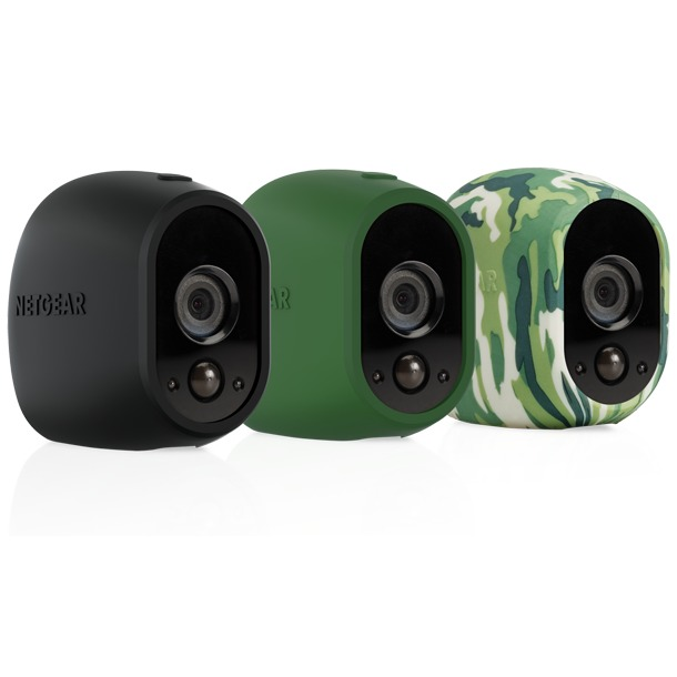 Netgear ip-camera accessoire Arlo PRO Silicone Skin Pack 3-pack (Camouflage, Groen)