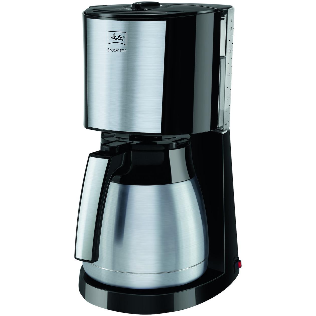 Melitta koffiefilter apparaat Enjoy Top Therm zwart