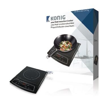 Konig inductie kookplaat HA-INDUC-11N