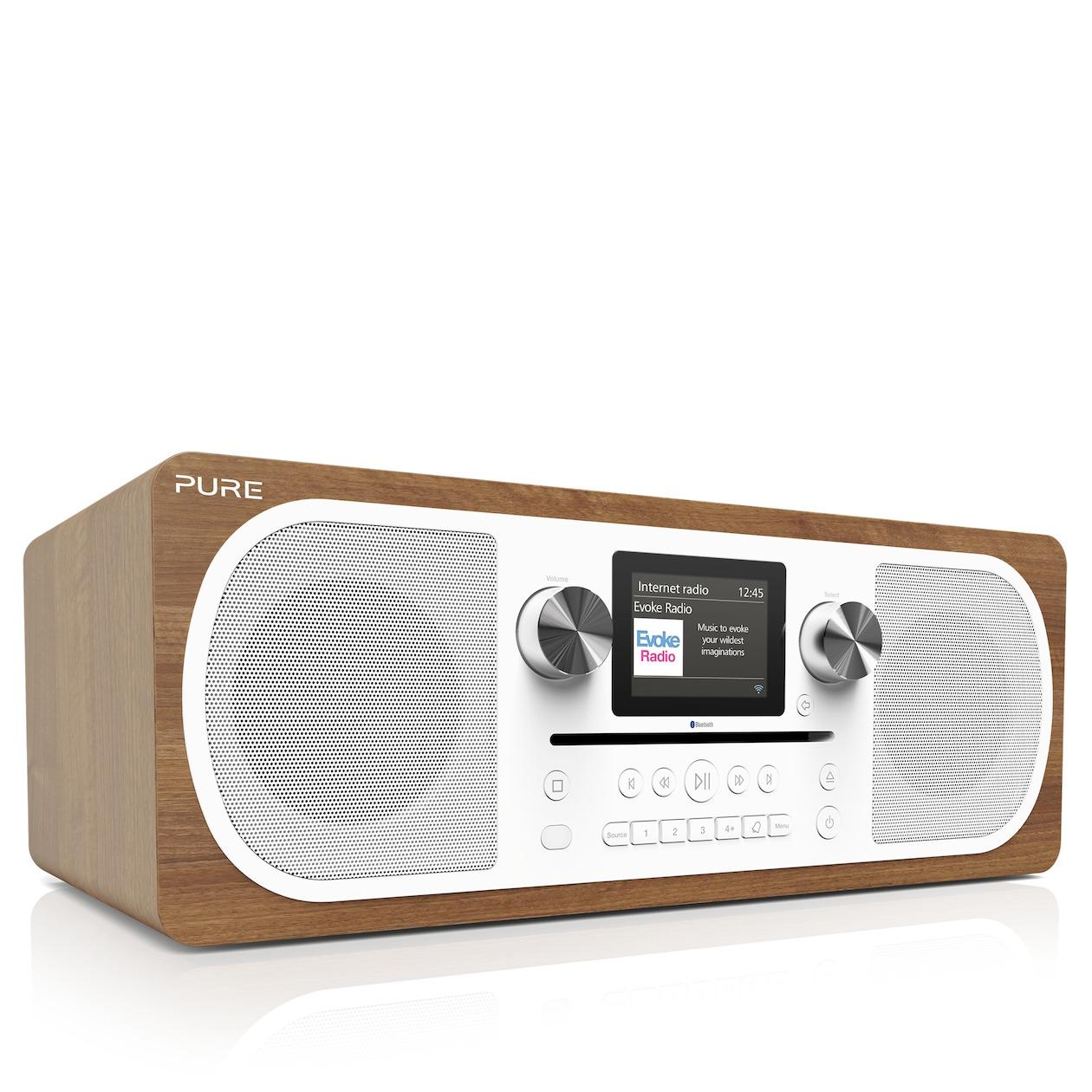 Pure portable radio EVOKE C-F6